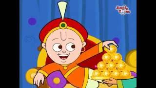 Ek Tha Raja Ek Thi Rani | Famous Hindi Rhymes | Barish Ayi Cham Cham Album by JingleToons