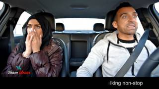 When a Girl sits in a new Car | Sham Idrees