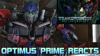 Optimus Prime Reacts to Transformers: The Last Knight Trailer [SFM]