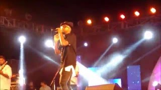 Benny Dayal Live Performance at Recstacy 2k16 NIT Durgapur
