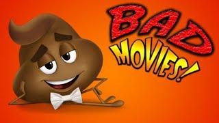 The Emoji Movie - BAD MOVIES!