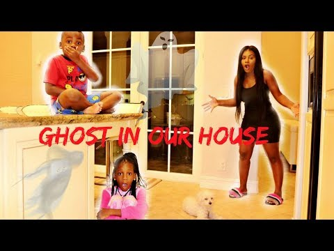 Xxx Mp4 Ghost In Our New House Prank On Yaya And DJ 3gp Sex