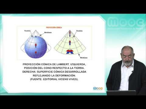 MOOC SIG 1.2 Introducción a la cartografía y las proyecciones cartográficas