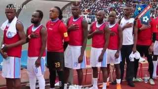 Ambiance dans la marmite du Stade des Martyrs - RDC vs Burundi