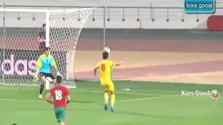 Maroc Vs Zimbabwe 2-1 Buts 1-1 /beIN SPORTS/