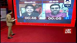 ABP LIVE: Prem Shukla and Sambit Patra face off over