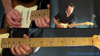 Iron Maiden - Fear of the Dark Guitar Lesson (Part 3)