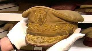 Sneak peek at artifacts heading to new US Army museum