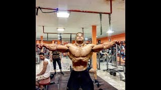 Persian Iranian BODYBUILDER-kraftsport-muskeln-Arnold Schwarzenegger-Markus Rühl!BEHROOZ TABANI.