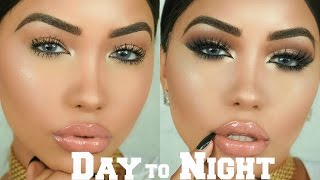 EASY DAY TO NIGHT MAKEUP TUTORIAL with Catrice Cosmetics | Melly Sanchez