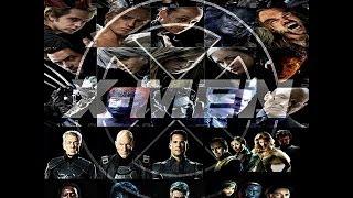 X-Men Movies Trailers (2000-2014)