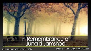 Nasheed in tribute to Junaid Jamshed