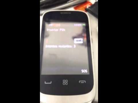 Huawei g7105 código error