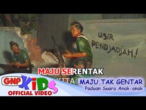 Maju Tak Gentar   Surya Children Choir mp3