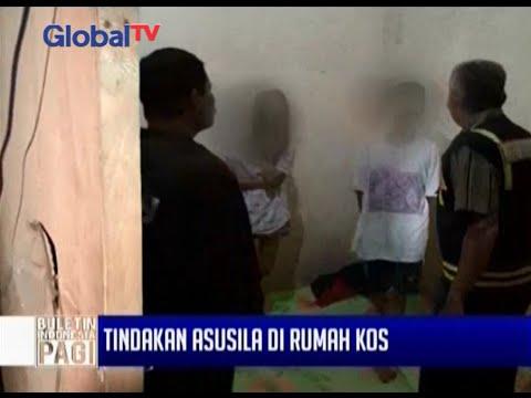 Digerebek tanpa busana sepasang remaja di bawah umur diamankan polisi BIP 28 04