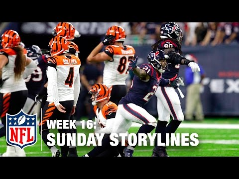Sunday s Best and Worst Moments from Christmas Weekend 🎄 NFL Week 16 Sunday Storylines