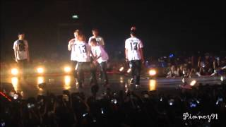 150808 BTS - Attack on bangtan@TRBinThailand