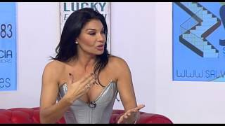Maria Abradelo en V7 Show (11-12-2015)