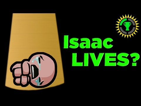 Xxx Mp4 Game Theory Does Isaac DIE Binding Of Isaac Rebirth S Endings EXPLAINED 3gp Sex