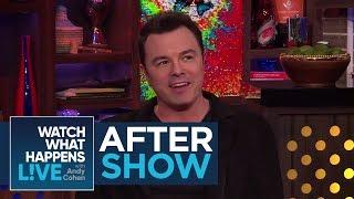 After Show: Seth MacFarlane On Roasting Donald Trump | WWHL