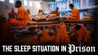 Getting a full night of Sleep in Prison - Prison Talk 12.18