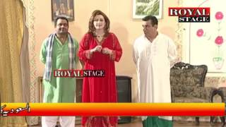 Nargis Garam Jokes With Nasir Chinyoti , New Pakistani Punjabi Stage Drama Full Comedy 2015 HD