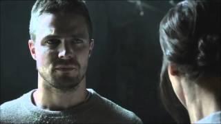 Arrow 4x14 Arrow Flashbacks scenes