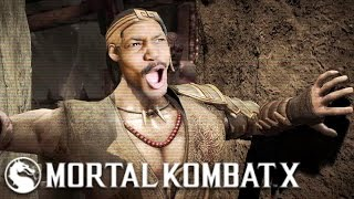 TREMOR THE EARTHBENDER | Mortal Kombat X #5 (X-Ray, Fatalities)