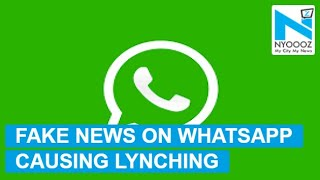 pc mobile Download Government warns WhatsApp over fake news