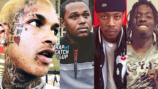Kyyngg Disses Lil Jojo, Young Pappy & More then Backs Down + P.Rico, BuDouble & PBG Kemo Respond