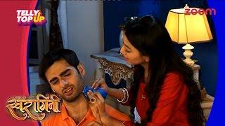 Swara & Sanskar's Cute Romance In 'Swaragini' | Telly Top Up