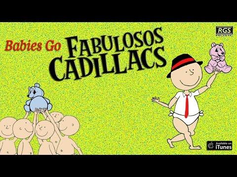 Babies Go Fabulosos Cadillacs. Full Album. Fabulosos Cadillacs para bebés