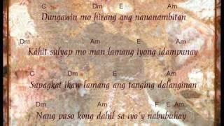 Dungawin Mo Hirang - Ruben Tagalog