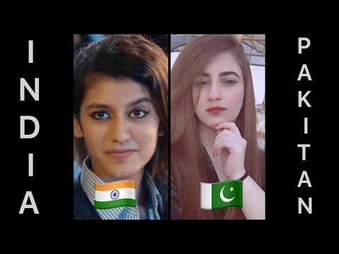 Xxx Mp4 Indian Girls Vs Pakistani Girls New Famous Instagram Girls 2018 3gp Sex