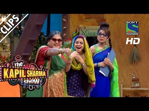 Sarkari naukri wali bahu The Kapil Sharma Show Episode 4 1st May 2016