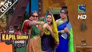 Sarkari naukri wali bahu - The Kapil Sharma Show - Episode 4 - 1st May 2016