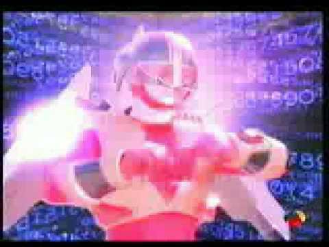 Power Rangers Time Force Intro Español