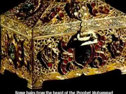 Tabarukaat e Nabvi Belongings of Prophet Muhammed PBUH