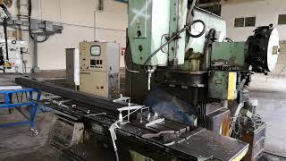 Metalo frezavimo staklės ГФ2171С5
