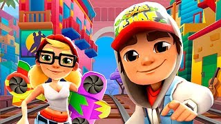 SUBWAY SURFERS - BUENOS AIRES 2018 ✔ JAKE AND TRICKY + 51 MYSTERY BOXES OPENING