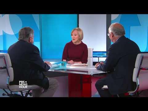 Shields and Brooks on Franken's resignation Trump's Jerusalem move