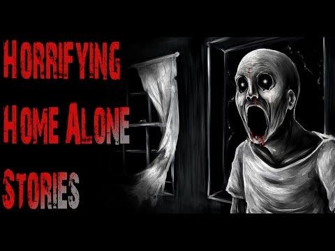 3 True Terrifying Home Alone / Home Invasion Scary Stories | Ft. Cryaotic