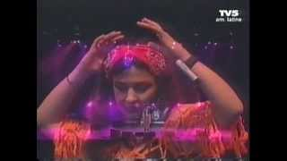 Natacha Atlas - Mon amie la rose (Live - 2001)