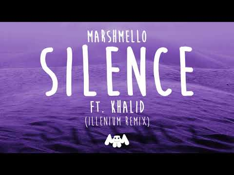 Download Marshmello ft. Khalid - Silence (Illenium Remix)