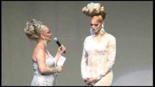 Miss Continental 2013 Question and Answer