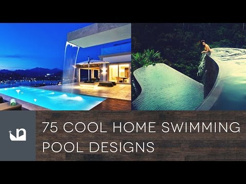 75 Cool Home Swimming Pool Designs