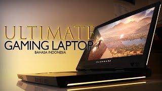GAMING LAPTOP TANK BAJA! ALIENWARE 17 R4 Indonesia Unboxing + Review (2018)