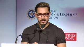 Aamir Khan's Best Speech On Being The Change In Society