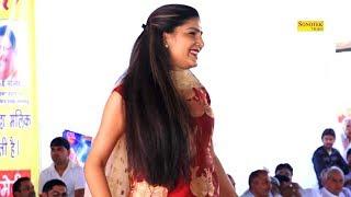 Sapna Live Stege Dance | Sapna Choudhary Best Dance | Most Viral Video 2018 | Trimurti