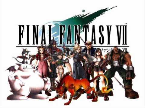 TOP 50 RPG Town Themes # 47 Final Fantasy VII - Mining Town